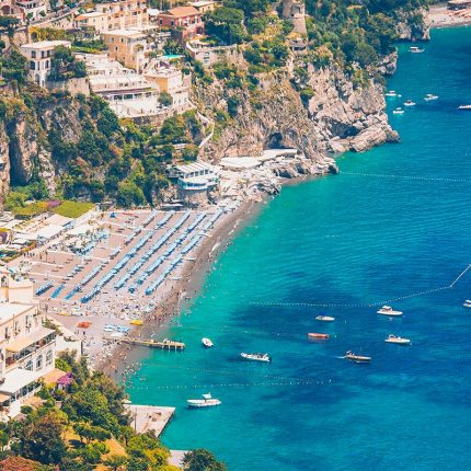 Positano Tour by Boat