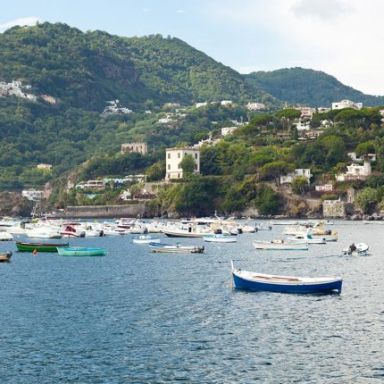 Ischia Tour by Boat